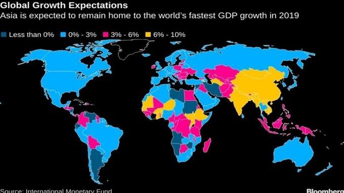 這3大央行想要獨善其身 無奈離QE僅一步之遙 (圖片:Bloomberg)