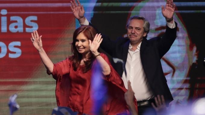 經濟危機籠罩大選 阿根廷變天 民粹主義抬頭  (圖片:AFP)