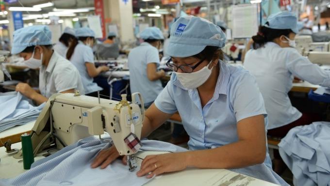 這些圖表顯示 越南要取代中國製造仍力有未逮(圖片:AFP)