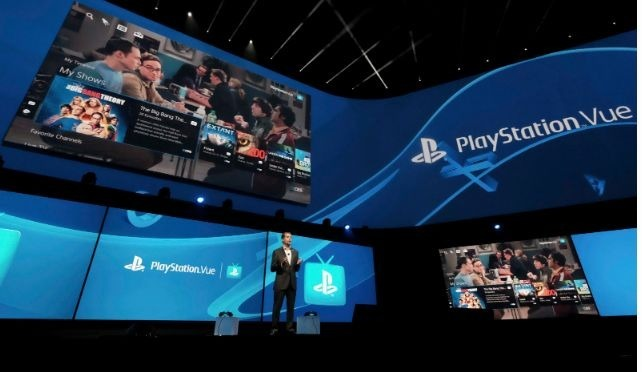 Playstation Vue(圖片: Engadget)
