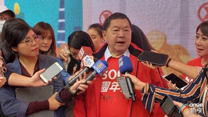 〈SOGO周慶造勢〉徐旭東看台灣零售業景氣有衝勁 訂業績目標估衝108億元 年增2%