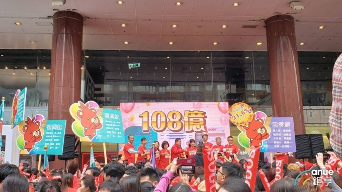 〈SOGO周慶造勢〉徐旭東衝零售事業 看好東區、信義區雙百貨品牌聯手