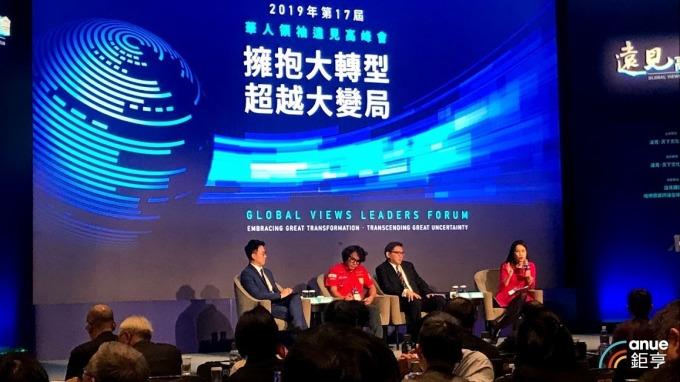 大江董座談全球布局 籲台灣企業應共同合作