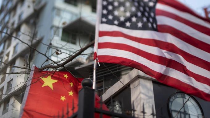 停辦APEC未影響美中協商進度 中國商務部:週五將再次通話(圖:AFP)