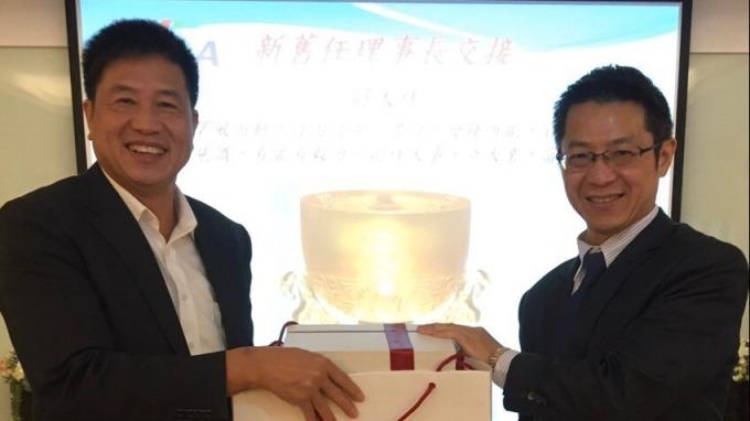 TTLA改選理監事 群創董座洪進揚接任理事長