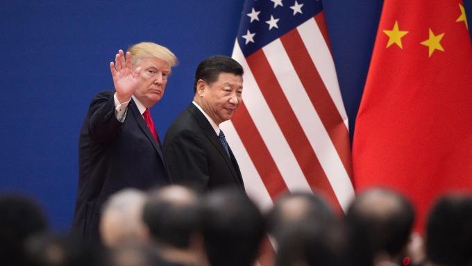 彭博:中國官員不看好美中達成全面貿易協議。(圖片:AFP)
