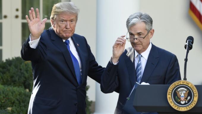 川普再轟Fed降息太慢「中國不是我們的問題、聯準會才是」  (圖:AFP)