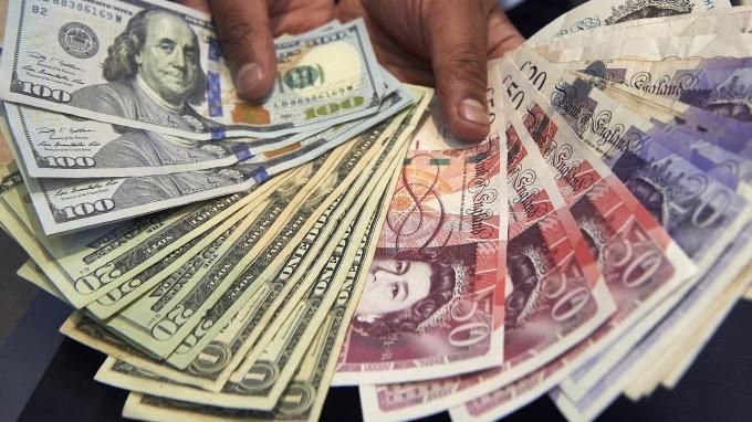 紐約匯市-APEC地點待議 川習會無著落 美中貿協變數大 美元續跌 避險日圓上漲(圖片:AFP)