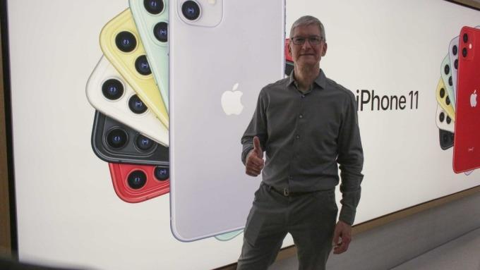 眾人一片看好聲中 這位分析師提出蘋果有這項隱憂  (圖:AFP)