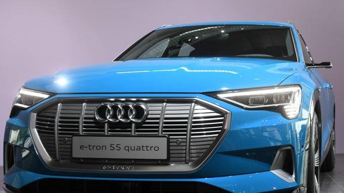 奧迪電動休旅車e-tron 挪威擊敗特斯拉10月份汽車銷量