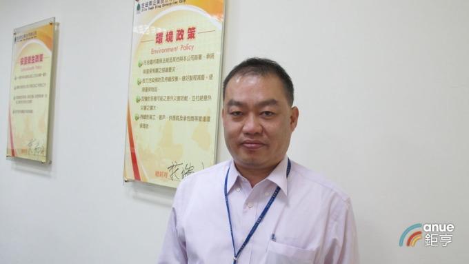 金益鼎總經理莊瑞元。(鉅亨網記者張欽發攝)