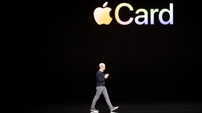 發行至今 高盛已藉Apple Card貸出100億美元(圖:AFP)