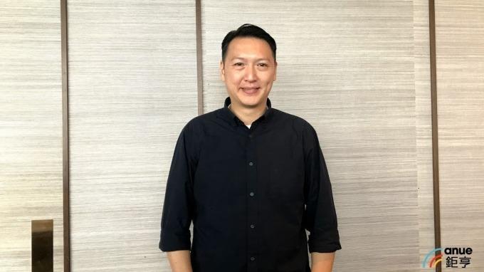 燦坤總經理李佳峰。(鉅亨網記者沈筱禎攝)