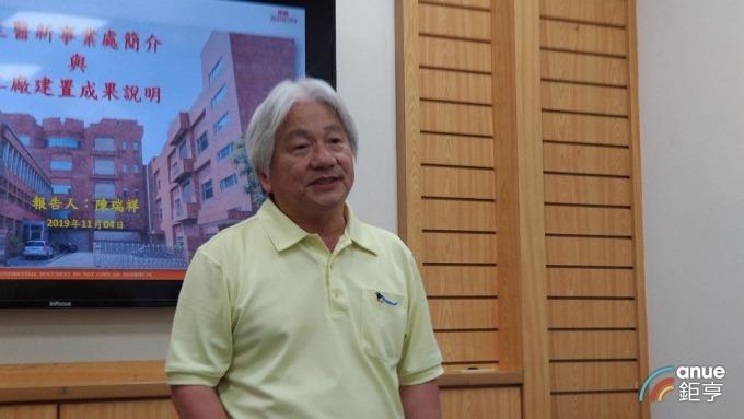 泓格總經理陳瑞煜。(鉅亨網資料照)