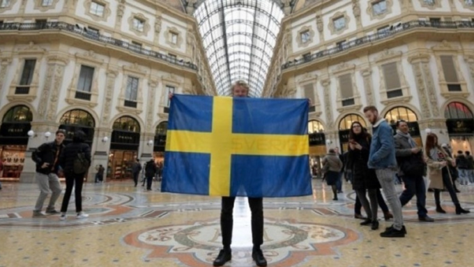 全球經濟增長情緒趨穩 高盛建議:作多瑞典克朗兌歐元  (圖:AFP)