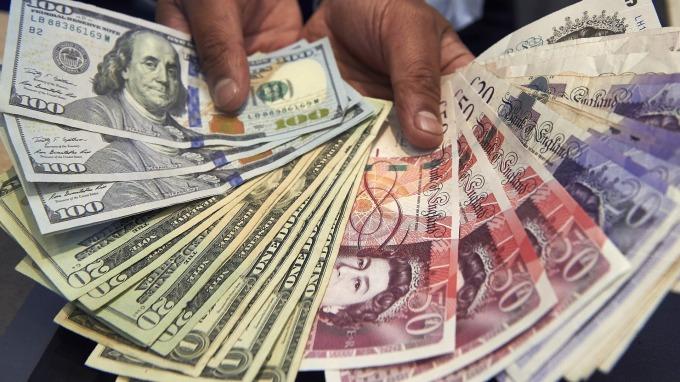 紐約匯市- 美中貿易進展露曙光 美元走高 日圓破109 歐元續跌(圖片:AFP)