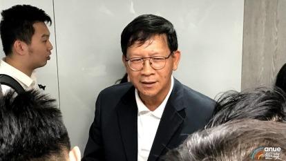泰碩10月營收再創新高,圖為總經理梁竣興。(鉅亨網資料照)