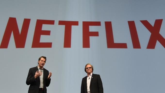放空機構看漲Netflix 股價上看350美元(圖片:AFP)