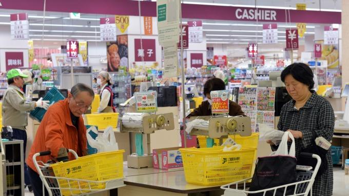 日本9月消費支出成長9.5% 創2001年以來新高 (圖片:AFP)
