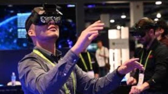 蘋果通過新專利:未來的頭戴式顯示器 圖片:AFP
