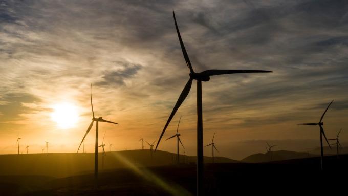 指引台灣能源永續新未來。(圖片:AFP)