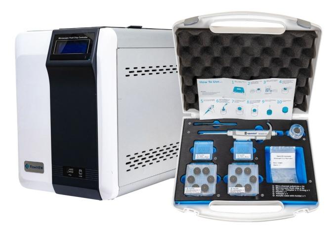 邑流微測以顯微鏡可檢測微奈米級濕性樣本作為創新的核心技術,提供液態樣本全方位檢測方案(Flow AOI),搭配人工智慧(AI)影像辨識技術,30 秒就能讓高階先進製程裡的微小粒子無所遁形。