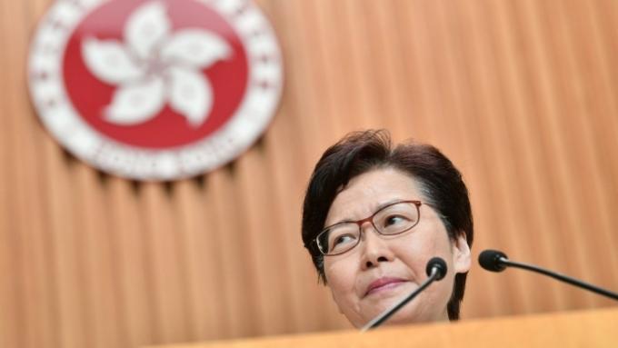 粵港澳大灣區「惠港」房產政策引中、港兩面質疑  (圖:AFP)