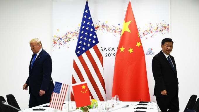 陸媒:不撤關稅沒法簽約。川普:中國供應鏈如破卵 不得不達成協議。 (圖片:AFP)