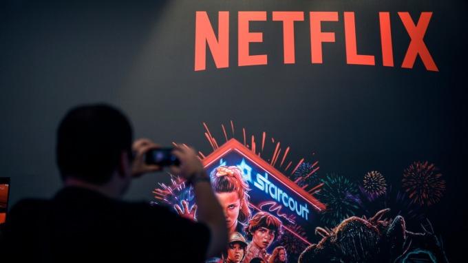 硬槓迪士尼和蘋果等串流媒體競爭 投資人相信Netflix撐得住(圖:AFP)
