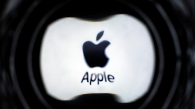 蘋果明年新品連發 可成大啃蘋果訂單 股價創11個月新高。(圖:AFP)