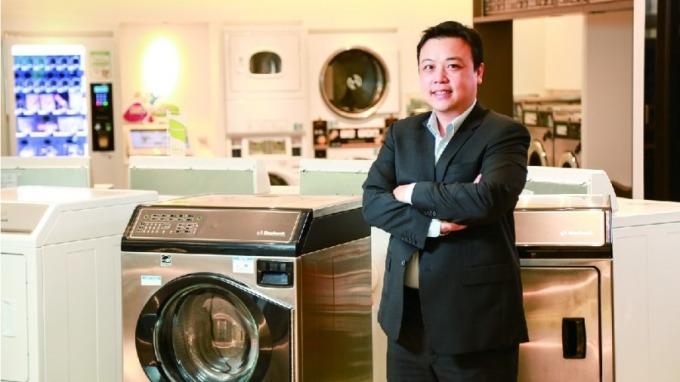 年賺8億、投幣洗衣市占6成!上洋的經營祕訣:幫客戶解決兩個痛點。(圖:經理人月刊)
