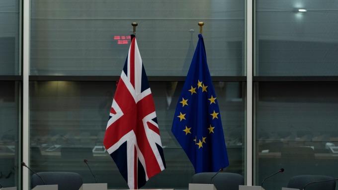 英國避開經濟衰退 但第三季GDP仍不如預期  (圖片:AFP)