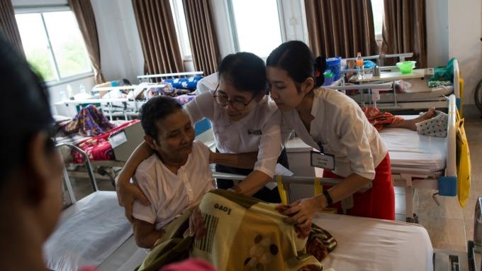 亞獅康-KY宣布膽道癌新藥解盲失敗。(圖:AFP)