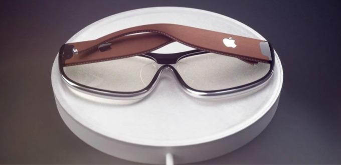 蘋果 AR 眼鏡原模型。(圖片:翻攝 9to5mac)
