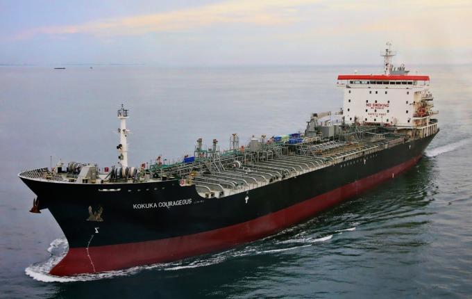 南韓 10 月造船業訂單金額、噸數 逆轉中國站上第一 (示意圖) (圖片:AFP)