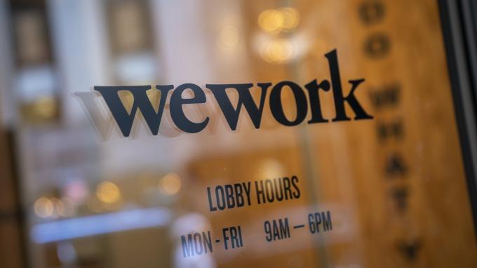 WeWork問題在哪裡?風投:沒人挑戰貪權的創辦者(圖:AFP)
