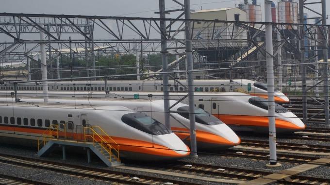 高鐵延伸宜蘭路廊北移擁三大優點 交通部:直鐵案出局。(圖:AFP)