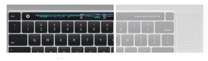 最新 MacBook Pro 揮別過往採用蝴蝶鍵盤常見的卡鍵故障問題 (圖片:翻攝蘋果官網)