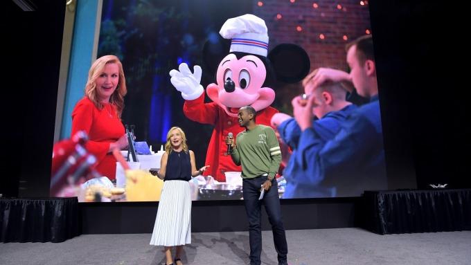 旗開大勝!Disney+首發1日 1000萬人已註冊 迪士尼大漲7% Netflix挫逾3%(圖片:AFP)