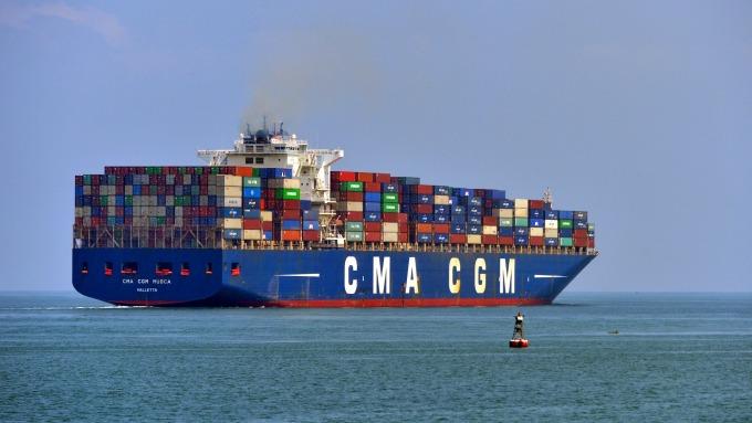 專家:分析航運數據 縱使中美達成貿易協議 既有損失永難彌補(圖:AFP)