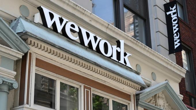 〈財報〉WeWork第三季度虧損擴增至12.5億美元(圖片:AFP)