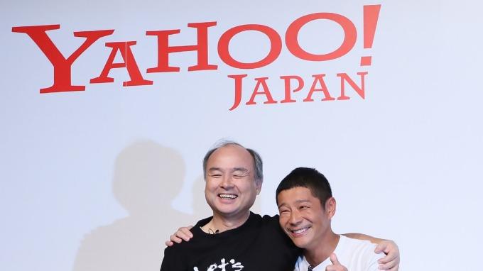日本Yahoo證實將與Line合併 股價飆漲16%(圖片:AFP)