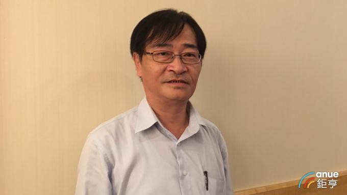 萬海總經理謝福隆。(鉅亨網資料照)
