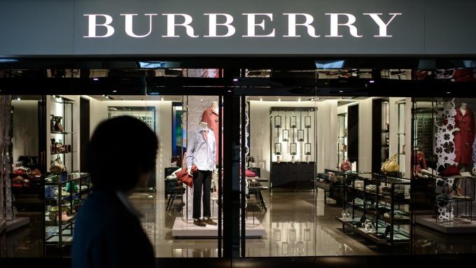 Burberry、騰訊宣布合作 聯手開拓中國社交零售市場  (圖片:AFP)
