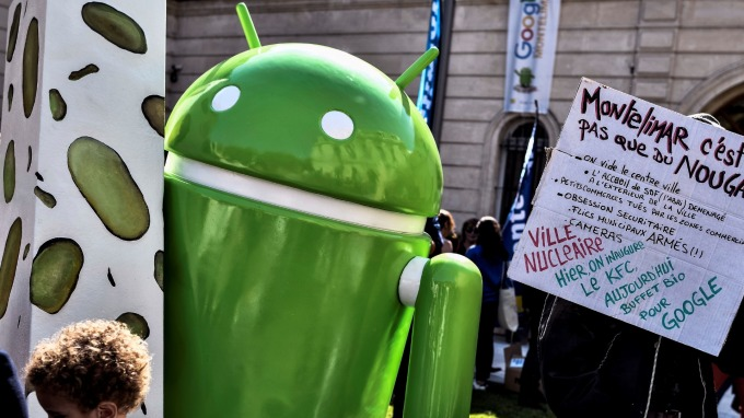 美國各州擴大反壟斷調查範圍 盯上谷歌安卓系統(圖片:AFP)