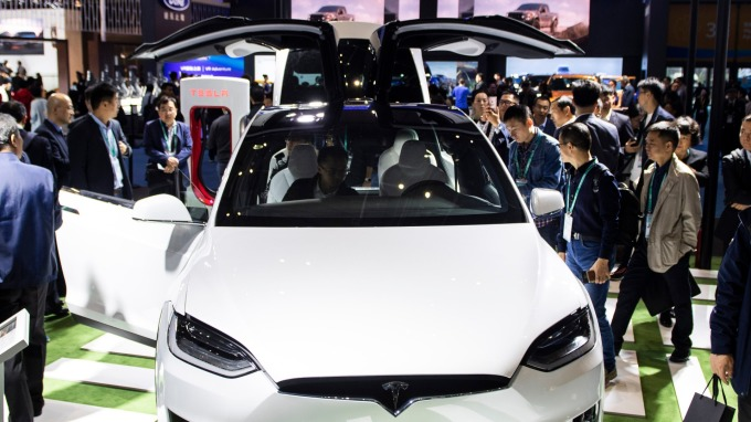 消費者調查:特斯拉Model 3、 Model S正重獲市場歡心  (圖片:AFP)