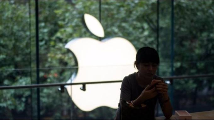 Strategy Analytics:蘋果明年將成5G手機市場領導者 (圖片:AFP)