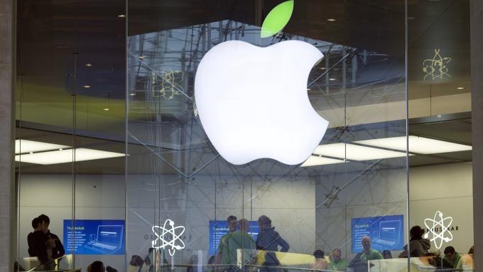 蘋果股價續創新高 華爾街多頭立場不變(圖:AFP)