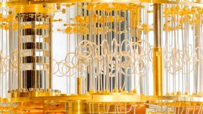 國際大廠搶研發,量子電腦將顛覆人類生活。(圖:AFP)