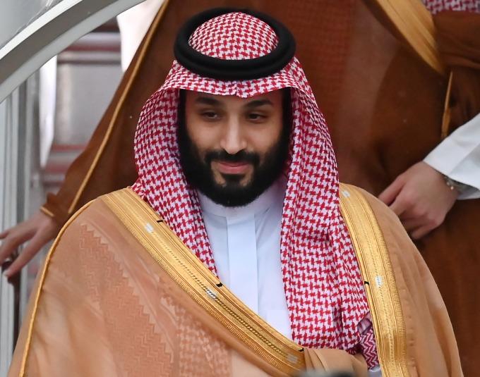 沙國王儲 Mohammed bin Salman(圖: AFP)